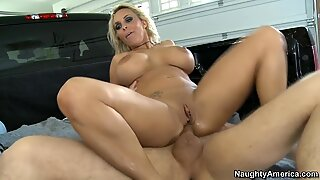 Holly Halston & Danny Wylde in My Friends Hot Mom