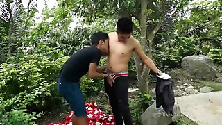 Asian Boys Idol and Nathan Barebacking