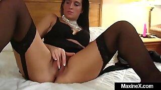 Cambodian Queen Maxine X Drills & Squirts On Hottie Hollie!