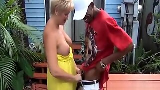 milf fucked by young black bull