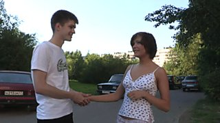 18 Videoz  Friends eager cousin