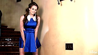 Sizzling Tori Black loves tormenting her moist slot