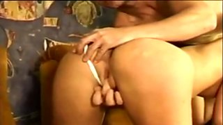 Vintage Babe Anal # 00