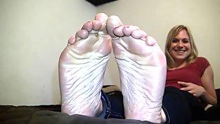 Big sexy soles size 10