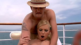 Donna Bell Self Confessed Slut On The Boat