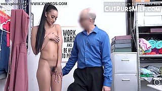 Gia Vendetti Abused From Shopowner