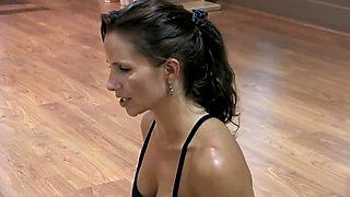 SEXY athletics 100 (yoga cameltoe)
