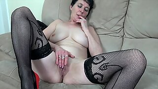 aged granny needs a hard prick