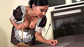 Busty Maid Revenge