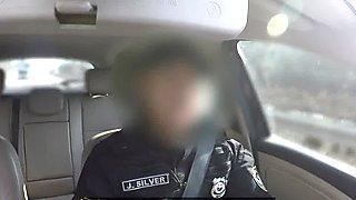 وهمية شرطي البوليسمانز الزي الرسمي مني يجعل لها في وقت متأخر