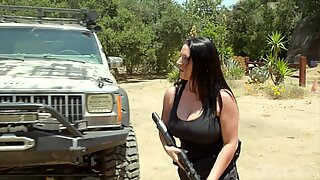GirlGirl.com - A World Without Men - Angela White, Kendra Spade