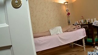 Super hawt vagina massage movie scene