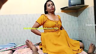 desi indian mature pornstar gives blowjob at audition