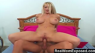 RealMomExposed - Candy is truly a cock-crazy slut.