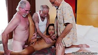 Thailand old man Staycation with a Latin Hottie - Nikki Kay