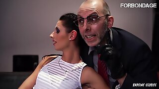 BADTIME STORIES - #July Sun - BDSM Office Ass Fisting Play For A Sexy MILF Secretary