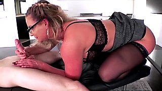 My Mom Teacher Phoenix Marie High sex Notes