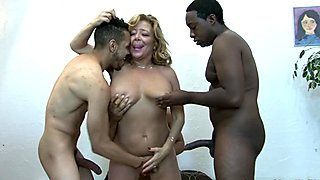 We Wanna Gang Bang Your Mom #24, Scene #01 - DevilsFilm
