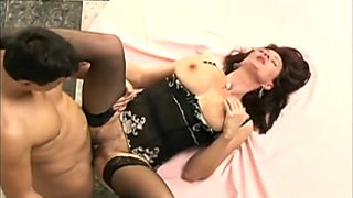 Date With Busty Hairy Mature Lady