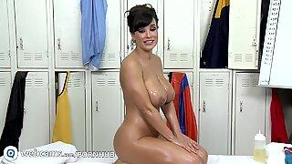 Lisa Ann webcam part5