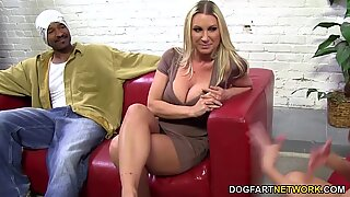 Pressley Carter and Devon Lee Pick Up Black Guy