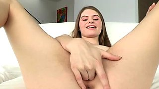 Hot ass Alice March facialed by big dick