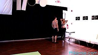 PHILAVISE- Tasha Reign's Philly yoga session