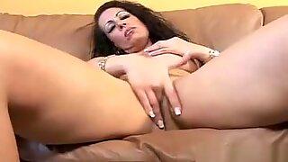 Anjelica Lauren - Old Throat Gaggers