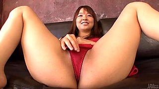 Sex with oriental gal