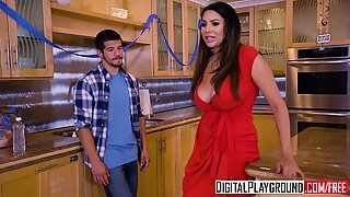DigitalPlayground - My girlfriends steamy mommy - Missy Martinez