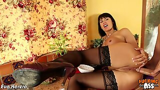 kinky Eva Karera gets bum romped