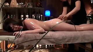 Awesome Japanese Massage Hot Oil Full Body Hand