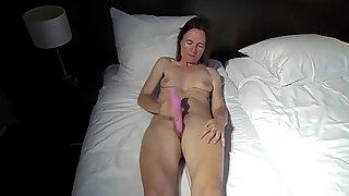 Alex Spanks : 50yr Old Sub Inspection & Humilation Orgasm