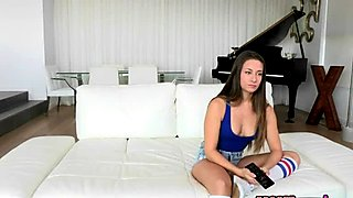 Cassidy Klein and Syren Demer threesome